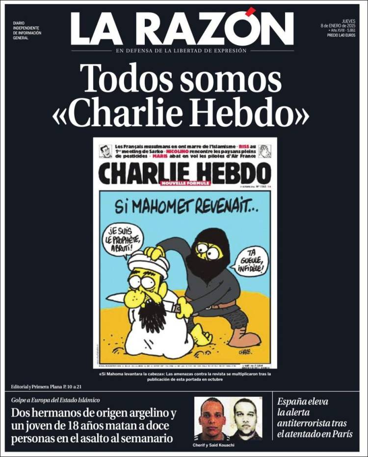 The Best Of Charlie Hebdo