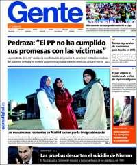Gente en Valladolid