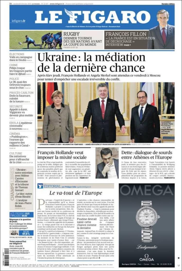 le figaro newspaper: