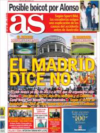 Portada de As (Spain)