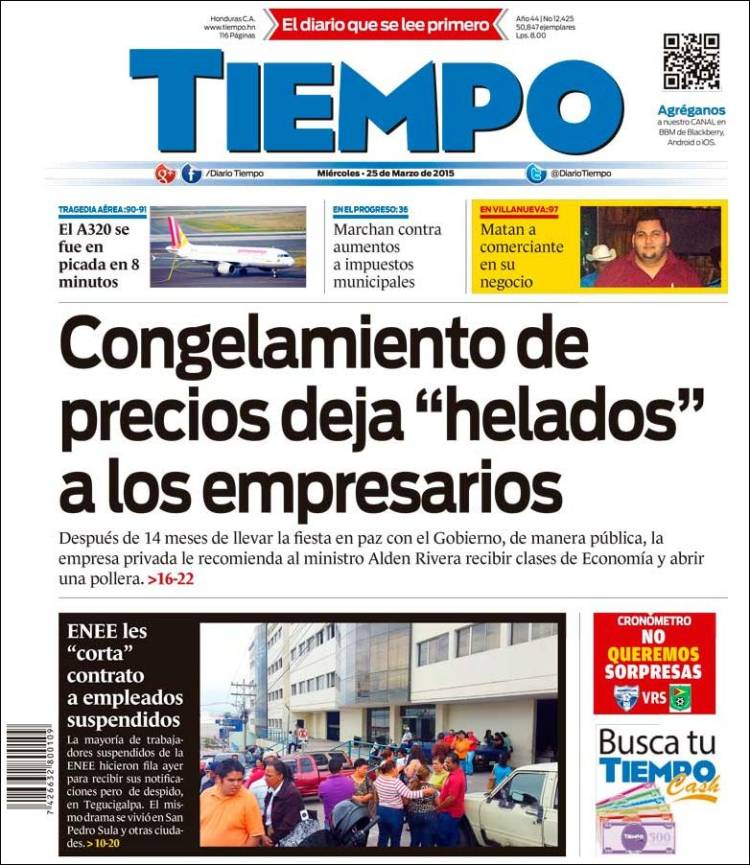 Ultimas noticias de venezuela hoy for Ultimas noticias dela farandula