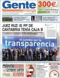 Gente en Santander