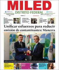 Portada de Miled - Distrito Federal (México)