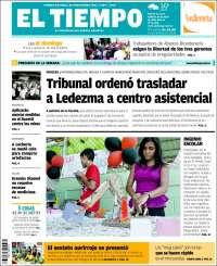 El Tiempo - El periódico del pueblo oriental