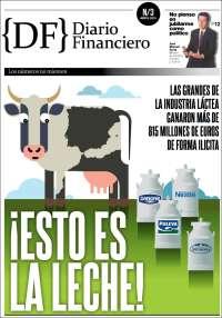 Portada de Diario Financiero (Spain)