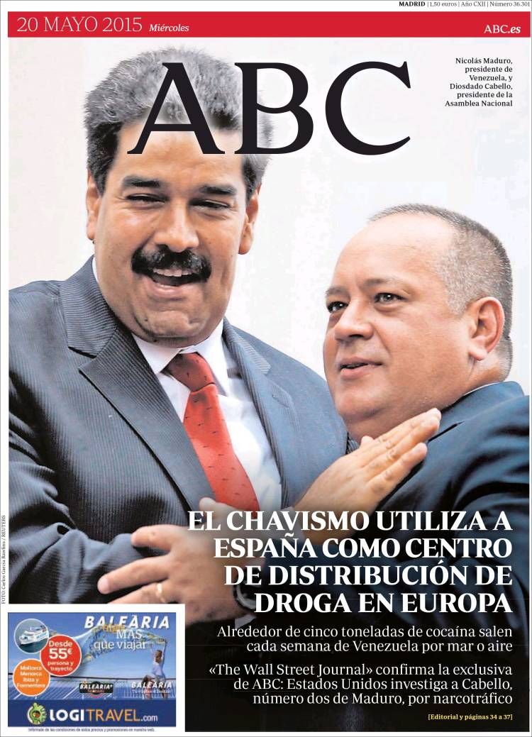 ABC frontpage