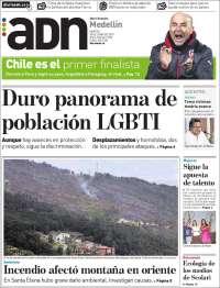 Portada de ADN - Medellín (Colombia)