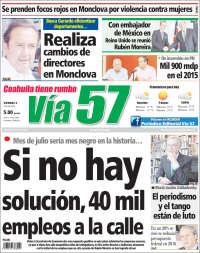 Portada de Via57 (México)