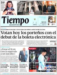 Tiempo Argentino