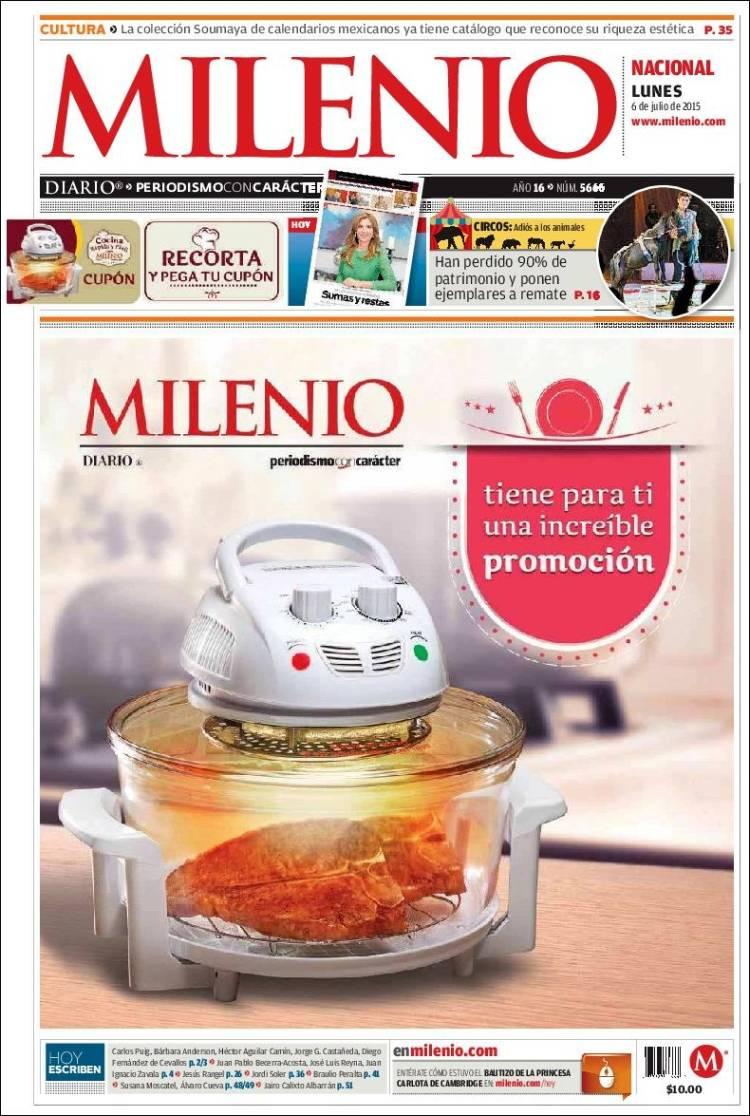 Portada Milenio
