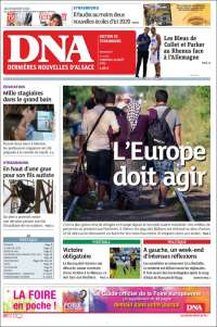 Les Dernières Nouvelles d'Alsace