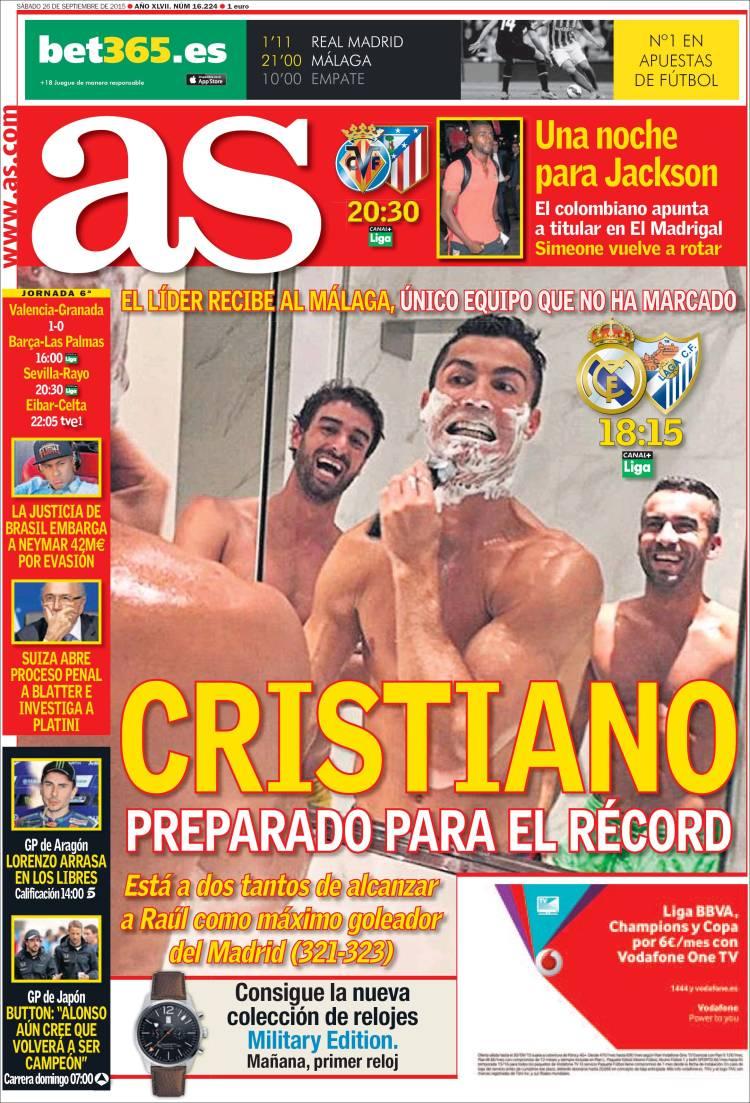 Prensa deportiva Española (Marca, As, Sport, Mundo Deportivo, Super Deporte, Estadio deportivo, etc) - Página 13 As.750